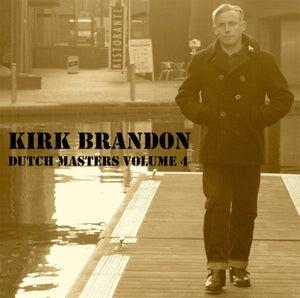 "Image of KIRK BRANDON ""Dutch Masters VOL four "" CD"