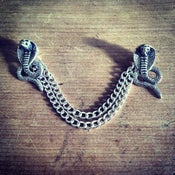 Image of Snake Collar Chain