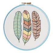 Image of Fly cross-stitch kit