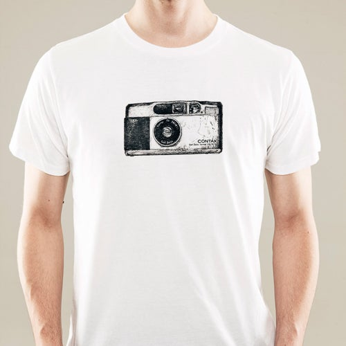 Image of Contax T2 - T-Shirt