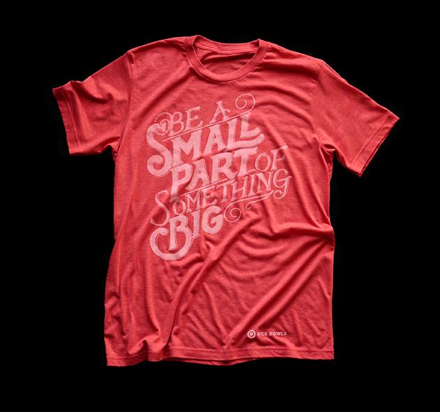 Image of Something Big (tri-red)