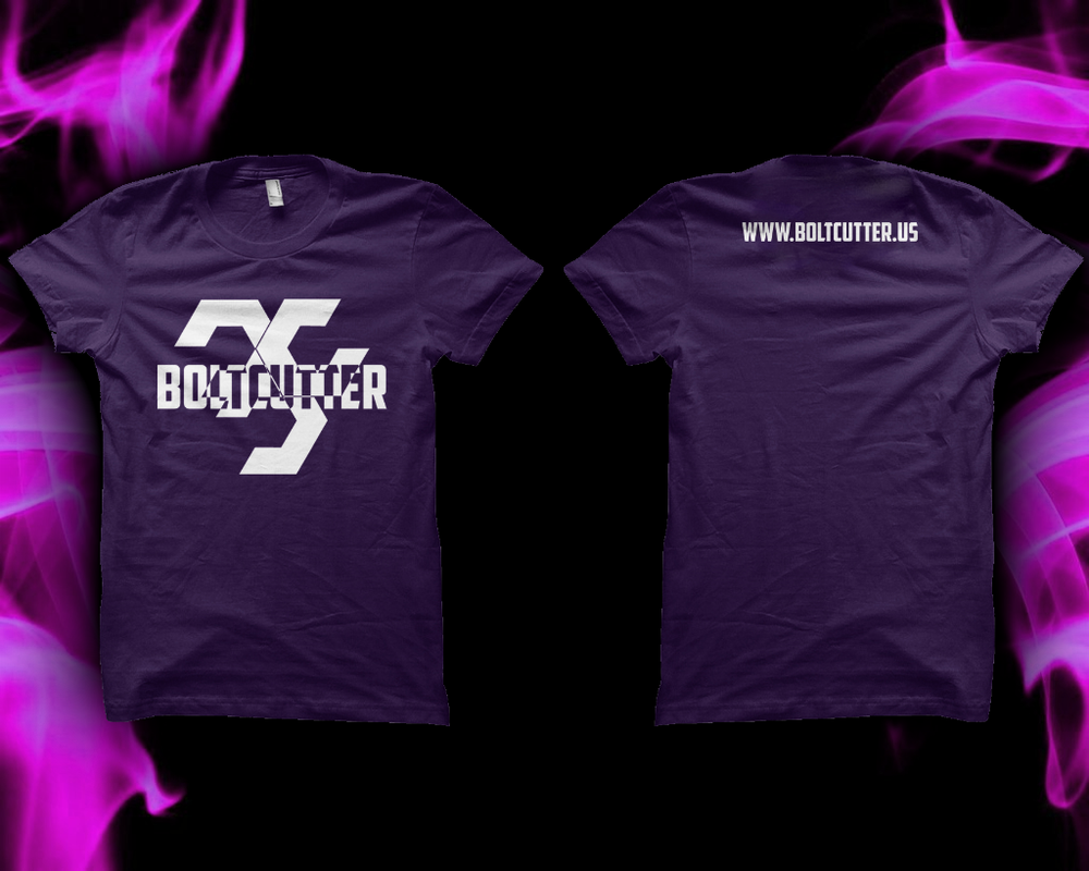 Image of Logo T-Shirt (Purple)