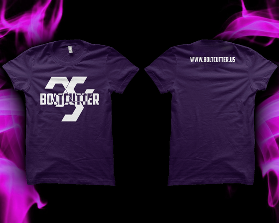 Image of Logo T-Shirt (Purple)