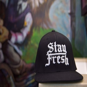 Image of Stay Fresh Snapback