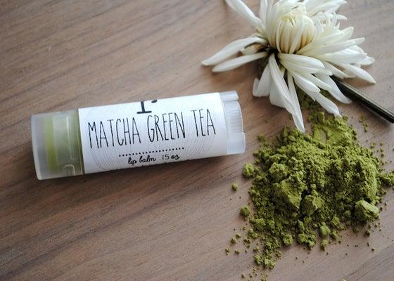 Image of Matcha Green Tea Lip Balm