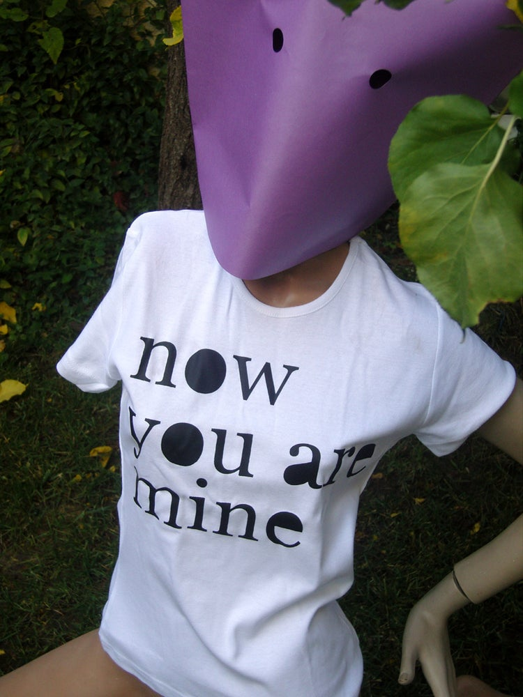 Image of Marsheaux (Now You Are Mine) Girl Shirt