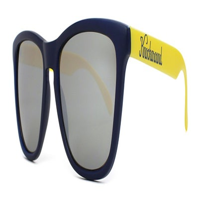Image of NAVY BLUE AND YELLOW SMOKE PREMIUM