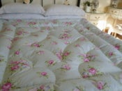 Image of Gorgeous Cecilia Double Piped Edge Eiderdown