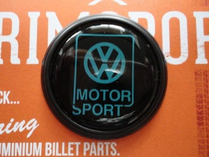 Image of Trimsport VW Motorsport LIMITED EDITION Round Black Badge