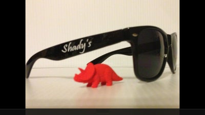 Image of Shady's - Matte Black