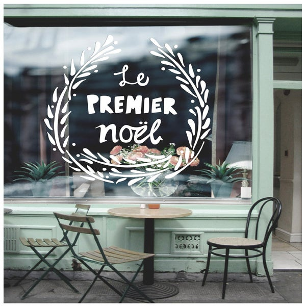 Image of Le Premier Noel Decal