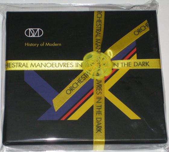 Image of CDUN25 OMD:History Of Modern CD