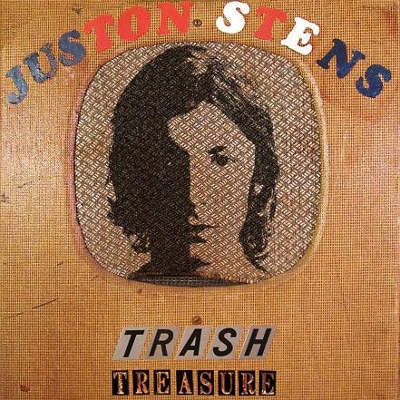 "Image of Juston Stens - Trash or Treasure 12"" vinyl (black)"