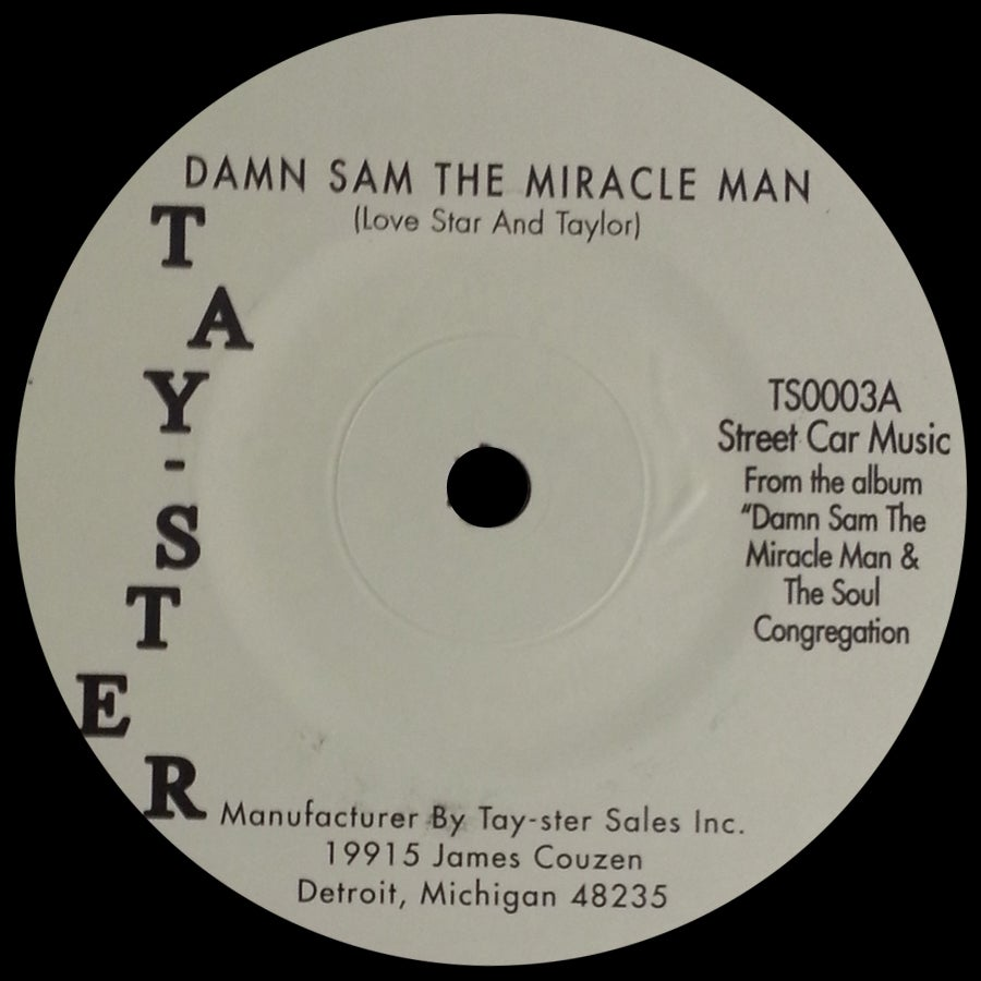 Image of TS-0003 DAMN SAM