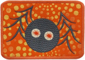 Image of Halloween Mug Rugs and Motifs