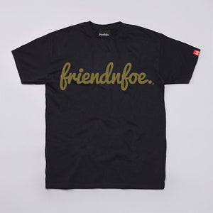 Image of The Gold Print Logo Tee