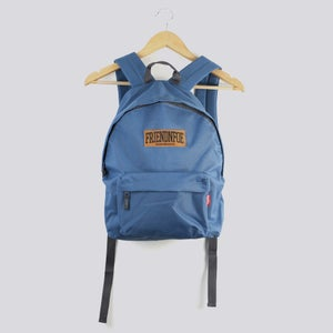 Image of The Airforce Blue Backpack
