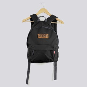 Image of The Black Backpack