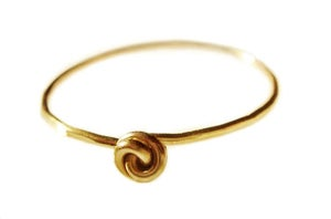 Image of LOVE KNOT In 18 Karat