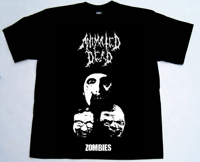 Image of Anmated Dead - Zombie T-shirt
