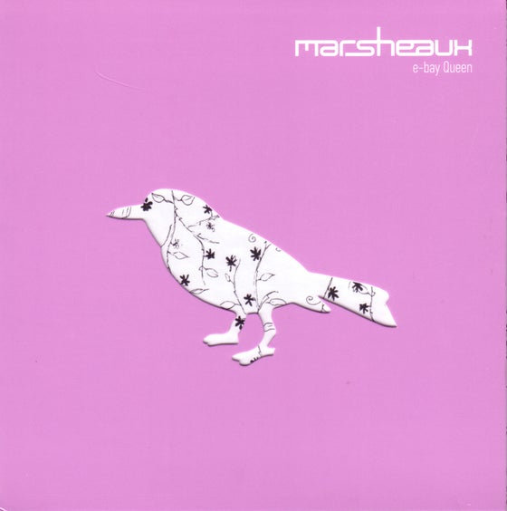 Image of KUCD001 MARSHEAUX:Ebay Queen CD