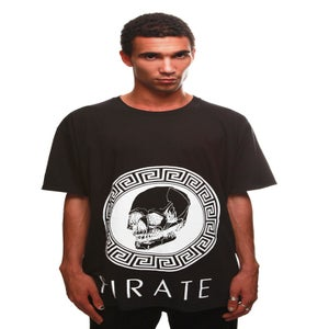 Image of PIRATE T-SHIRT BLACK