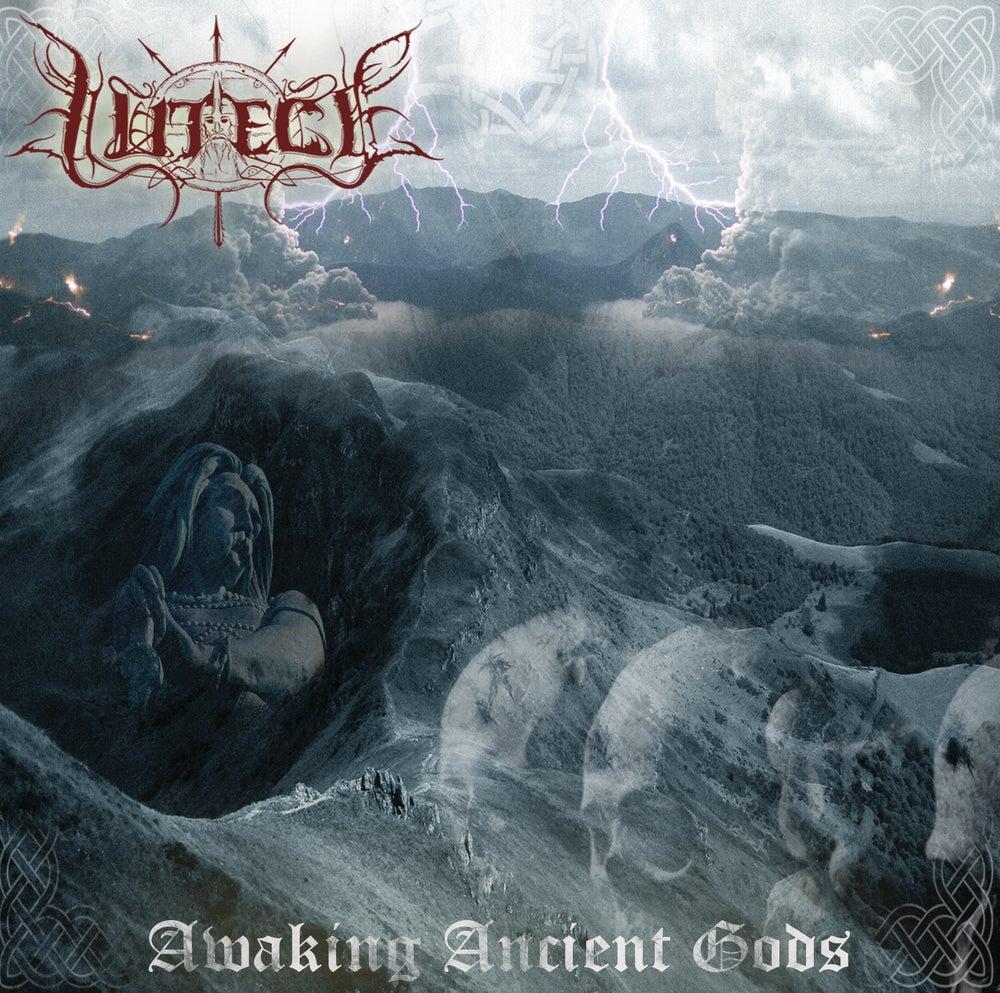 "Image of ""Awaking Ancient Gods"" EP-2008 (Jewel box / Free Download)"