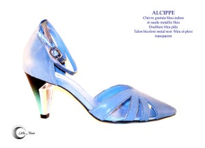 Image of ALCIPPE Bleu