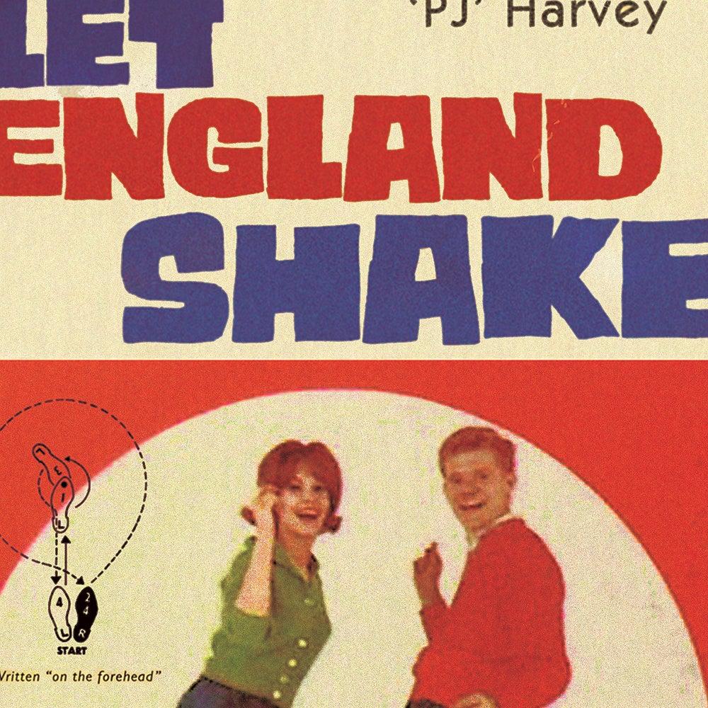 Image of Let England Shake Art Print