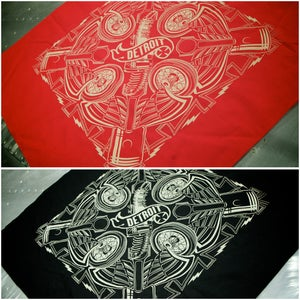 Image of Carter Fine Art Bandanas