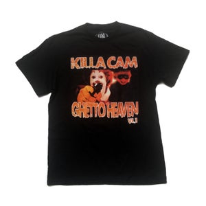 Image of KILLA CAM GHETTO HEAVEN PT.1 T-SHIRT