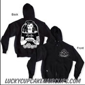 Image of Hoodie ( zip up and pull over )PREORDER