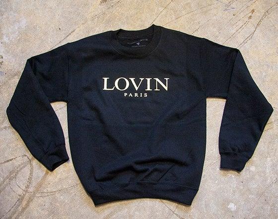 Image of LOVIN paris Sweatshirt