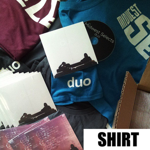 """Image of Limited Edition """"duo"""" T-Shirt"""