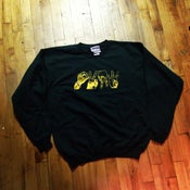 Image of OVAW HANDS Crewneck Sweatshirt (All-England Club)