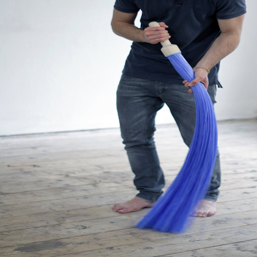 Image of LONG HAIR BROOM