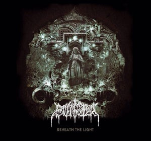 Image of Burial   Beneath The Light   Album