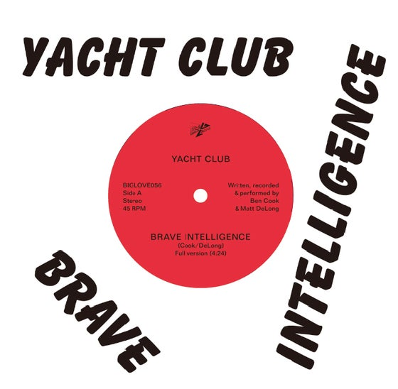 "Image of YACHT CLUB ""Brave Intelligence"""