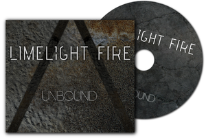 "Image of Limelight Fire ""UNBOUND"" Digipack"