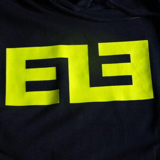 Image of ELE NAVY HOODY