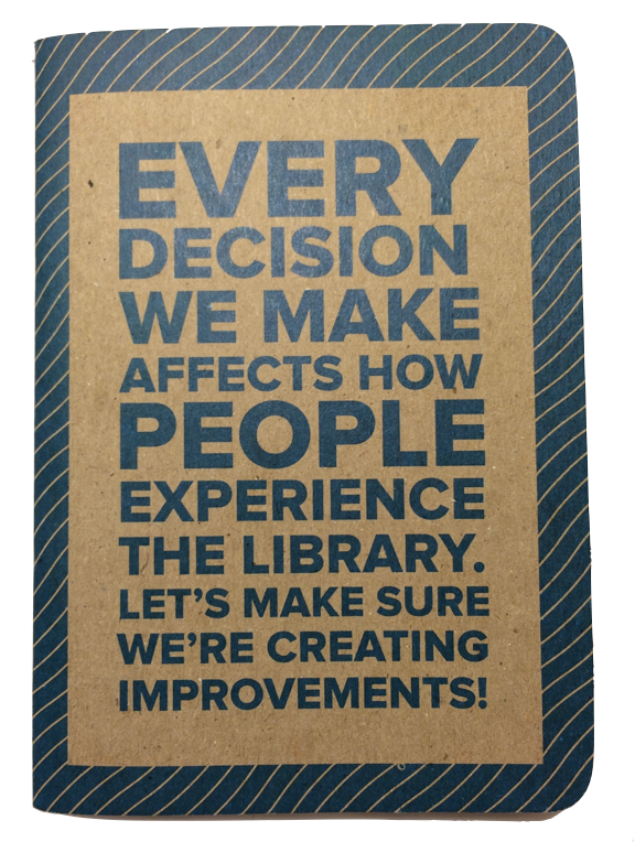 Image of Decisions Notebook