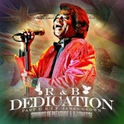 Image of JAMES BROWN (R&B DEDICATION MIX VOL. 3)