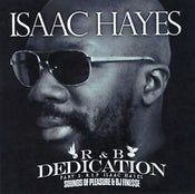 Image of ISAAC HAYES (R&B DEDICATION MIX VOL. 5)