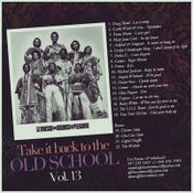 Image of LETS TAKE IT BACK TO THE OLD SCHOOL MIX VOL. 13