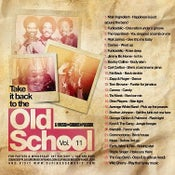 Image of LETS TAKE IT BACK TO THE OLD SCHOOL MIX VOL. 11