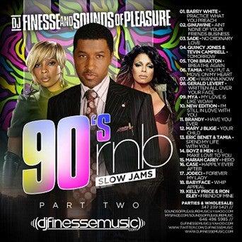 Dj finesse mixtapes 90s r b slow jams mix vol 2 for Classic 90s house vol 2