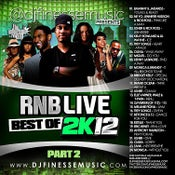 Image of R&B LIVE MIX BEST OF 2K12 PART 2