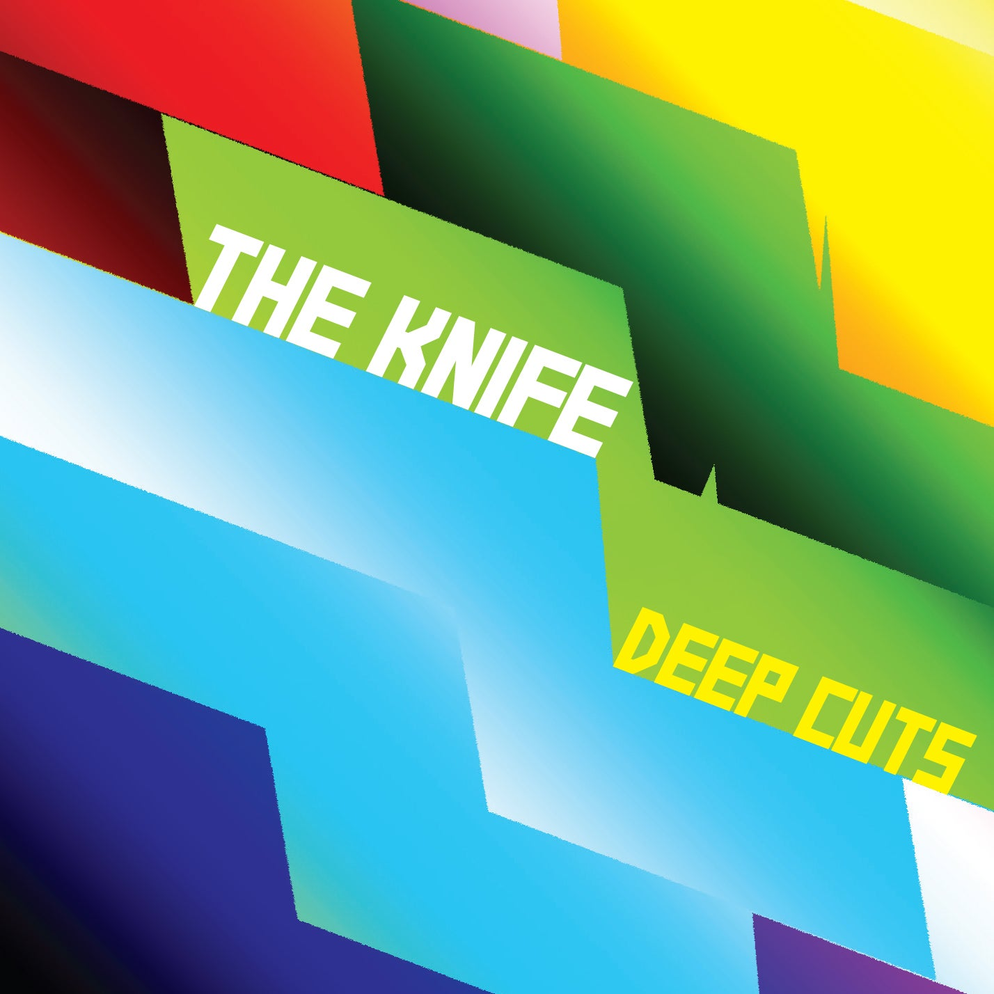 "The Knife 'Deep Cuts' (2x12"" vinyl)"
