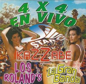 Image of 4 X 4 (2004)