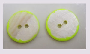 Image of Bouton nacre: Fluo